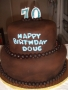 Doug's 70th Birthday Cake