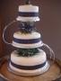 Clare's 3 Tier Wedding Cake