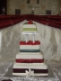 Janette's 5 Tier Wedding Cake