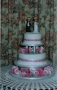 Shiolan's 3 Tier Wedding Cake