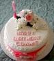 Connie's 80th Birthday Cake