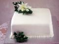 Kerry & Andrew's Wedding Cake