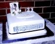 Carolyn's 21st Birthday Cake