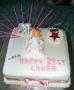 Laura's 21st Birthday Cake