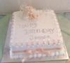 Joyce 80th Birthday Cake
