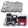Train with Carriage Cake Tin