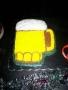 BEER MUG TIN