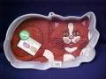 kitty cat pan