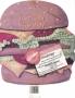 Hamburger Cake Tin