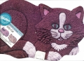 Kitty Cat Cake Tin