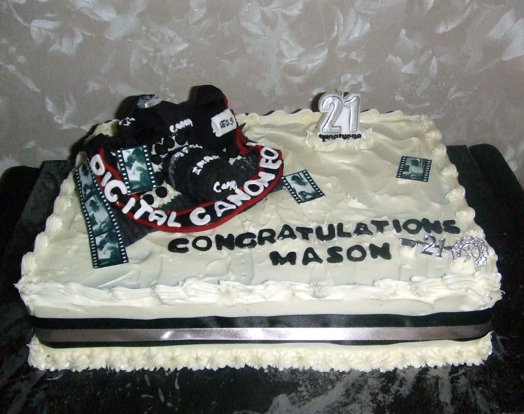 21st Mason Birthday