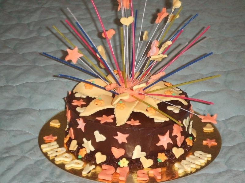 Jana's 21st Birthday Cake