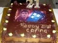 Carina's 21st Birthday Cake
