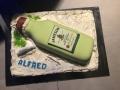 Alfreds 21st cake 17th November 2018