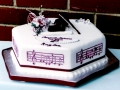Anglea's 21st Music Birthday Cake