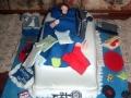 21st cake - Shane