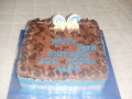 Alex's 96th Birthday Cake
