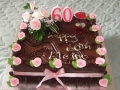 Elaine's 60th Birthday Cake