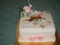 Rose's 90th Birthday Cake