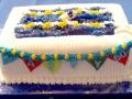 Steve's 60th Birthday Cake Decorative Cake