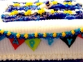 Steve's 60th Birthday Cake - Decorative Cake - Side view