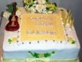 Glenda's 60th Birthday Cake