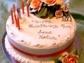 Jewel's 80th Birthday Cake