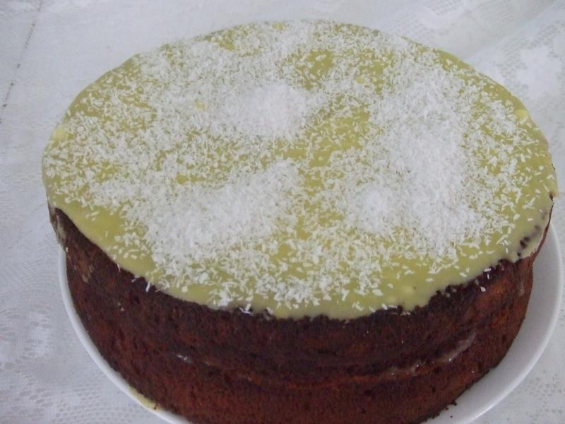 Lemon Maderia