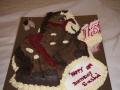 Sasha's 13th Birthday - Horse Birthday Cake