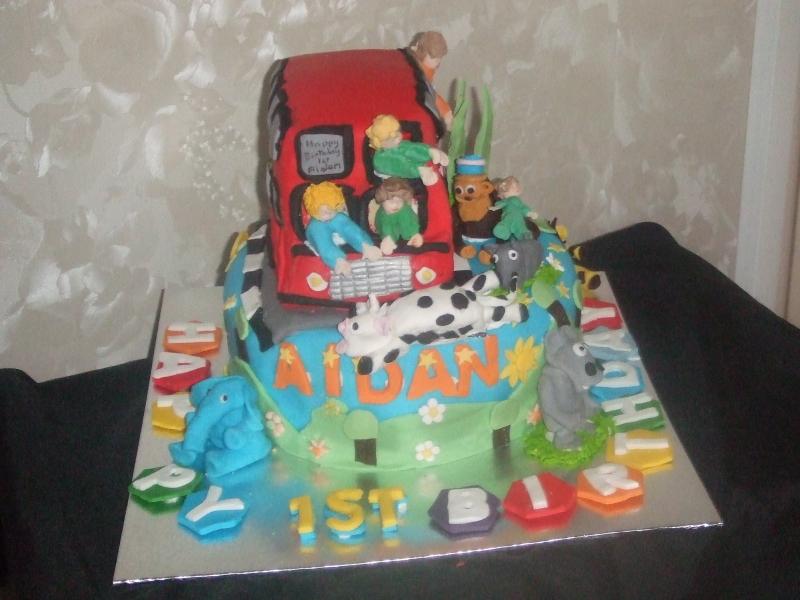 Non Novelty Birthday Cakes