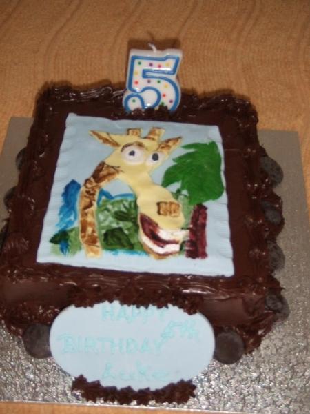 Luke - 5th Birthday