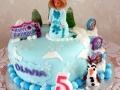 Olivia's Frozen Cake
