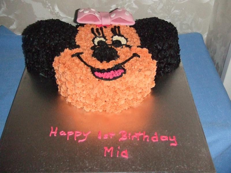 Happy 2nd Birthday Mia August 2017