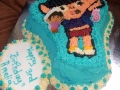 Amelia's 3rd Birthday - Dora the Explorer Birthday Cake