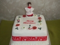 Christmas cakes -New Year Cake 20th December 2016 002