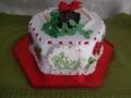 lantern cake full view