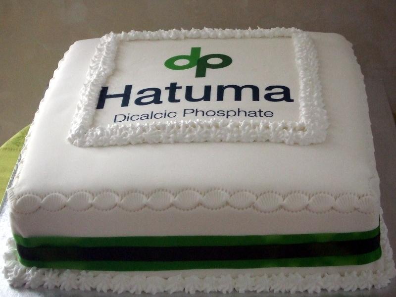 DP Hatuma Cake for Wanaka A&P Show 2015