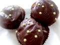 Heavenly Chocolate Cup Cakes