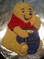 Winnie The Phoo cake tin
