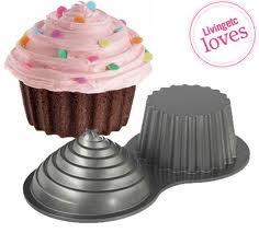 Large Cup Cake Tin