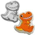 dinosaur cake tin