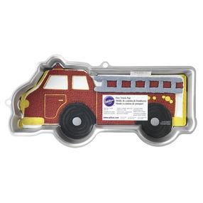 fire truck tin