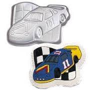 racing modern car