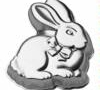 Cotton Tail Bunny Cake Tin