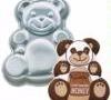 Huggable Teddy Cake Tin