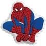 spiderman -colour