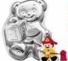 Teddy Bear with Block Cake Tin