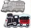 Train with Carriage Cake Tin