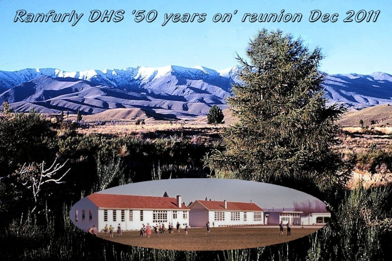 Ranfurly District High School 50th Reunion