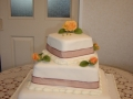 Amanda's 3 Tier Wedding Cake